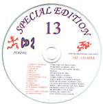 Spesial Edition Aerobic 13 CD2 (142-150 bpm)
