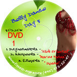 Belly Dance Day 8 (8 февраля 2014) DVD 1