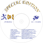 Special Edition Aerobic CD2 (142-150 bpm)